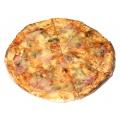 Pizza šunkovo - šampiňónová